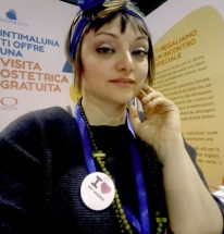 Anna Maria Rossetti - Direttrice Scuola Elementale di Arte Ostetrica