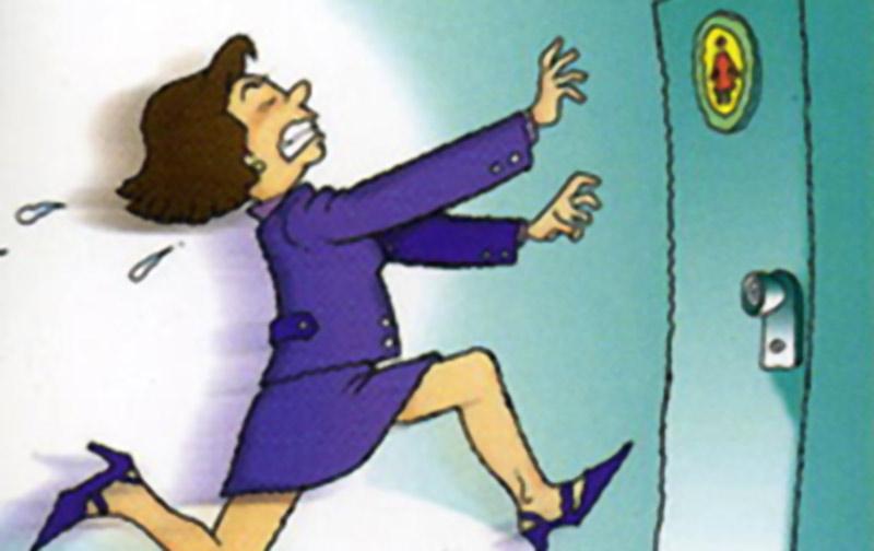 """Incontinenza da sforzo, ovvero le """"piccole perdite"""" di urina con uno sternuto, una corsa, una risata…"""