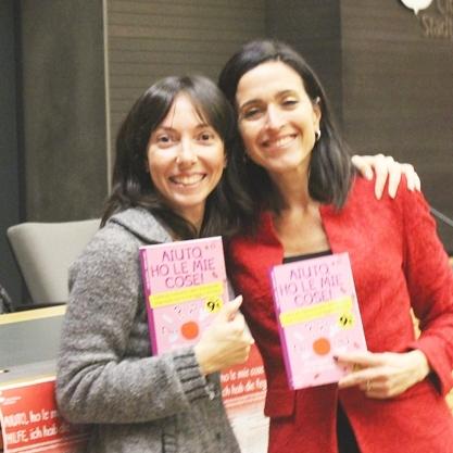 """""""Aiuto ho le mie cose!"""" Intervista alle autrici Laura Brugnoli e Barbara Monti"""
