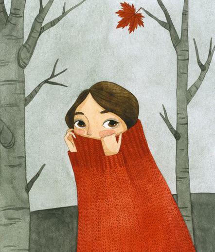 inverno, mestruazioni
