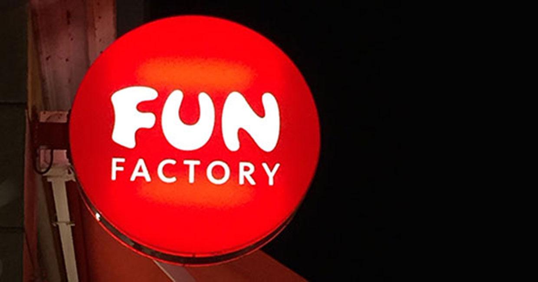 Fun Factory insegna negozio Brema