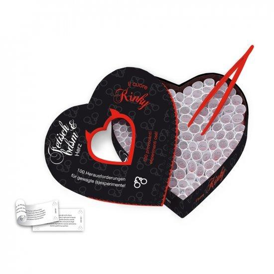 Spiel Tease & Please Kinky Heart