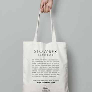 Shop Bag in cotone Organico  Bijoux Indiscrets