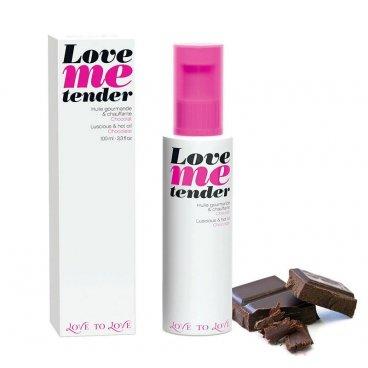 Olio Da Massaggio Love Me Tender Cioccolato Love To Love