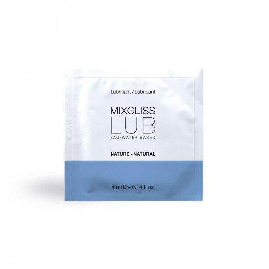 Mixgliss Lubrificante Lub Nature - Acqua 4 Ml.