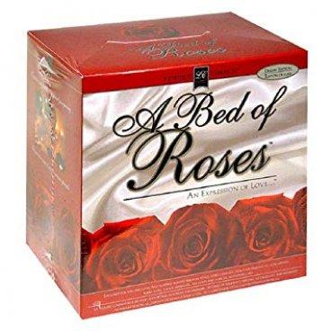 Letto Di Petali di Rose Set Invito Massaggi