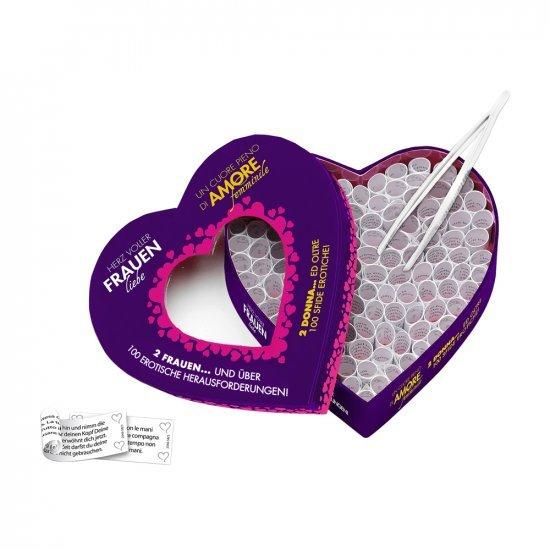 Tease & Please Un cuore pieno d'amore