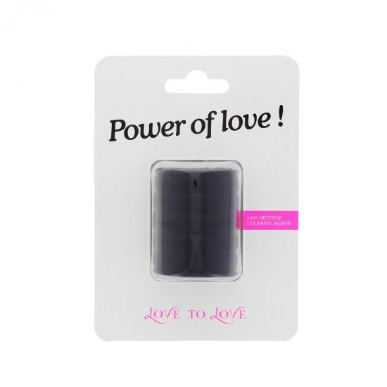 Power Of Love Guaina Nero Love To Love
