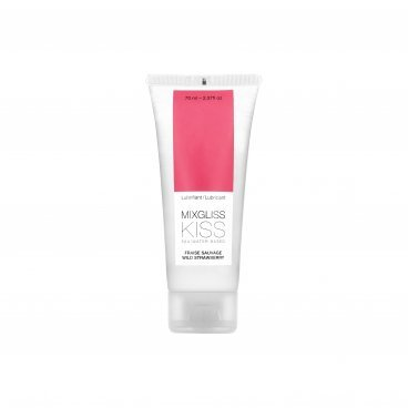 Lubrificante Acqua Alla Fragola Mixgliss Kiss 70 Ml
