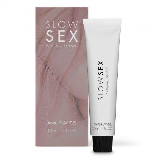 Gel SlowSex Anale Bijoux Indiscrets