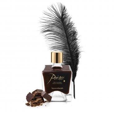Poeme Pennino Corpo Cioccolato Nero Bijoux Indiscrets