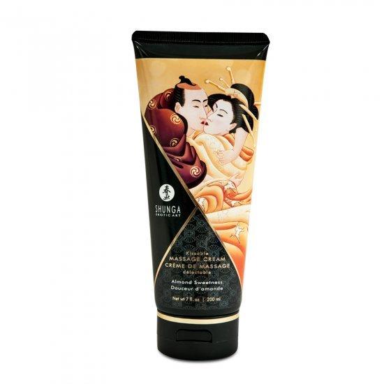Erotic Art Crema Da Massaggio Deliziosa Mandorle Dolci Shunga