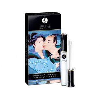 Shunga  Gloss Pour Plaisir Oral Divin - Eau De Coco