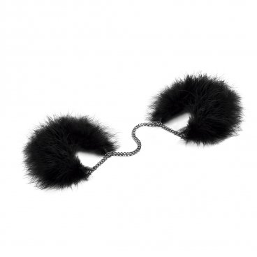 Bijoux Indiscrets Za Za Zu - Feather Handcuffs - Manette con piume