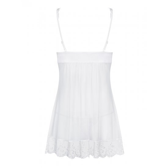 Obsessive  Etheria Babydoll & Thong S/m