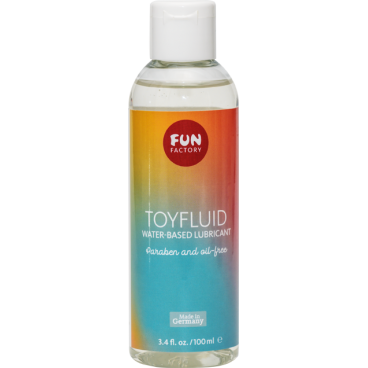 Toyfluid Lubrificante Base Acqua 100 Ml Fun Factory