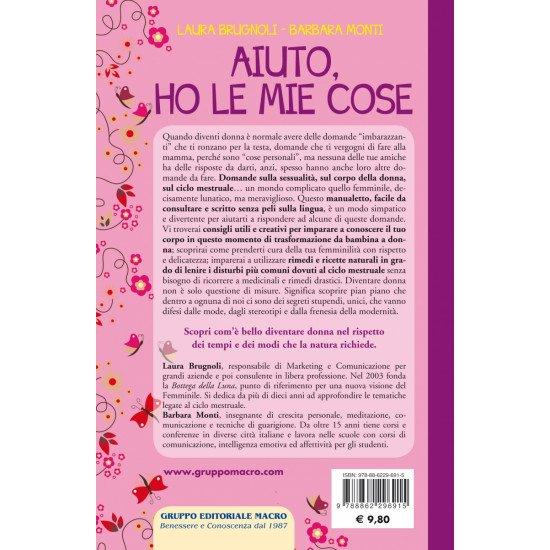 AIUTO HO LE MIE COSE - LIBRO
