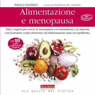 Alimentazione E Menopausa Di Paolo Giordo, Terra Nuova Edizioni