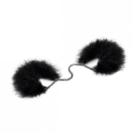Coffrets Et Petits Bijoux Bijoux Indiscrets Za Za Zu - Feather Handcuffs