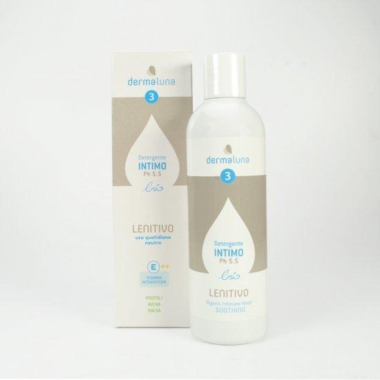 DERMALUNA 3 - Detergente intimo lenitivo quotidiano BIO - 250 ML