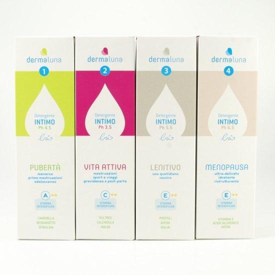 Dermaluna 2 - Detergente Intimo Vita Attiva Bio - 250 Ml