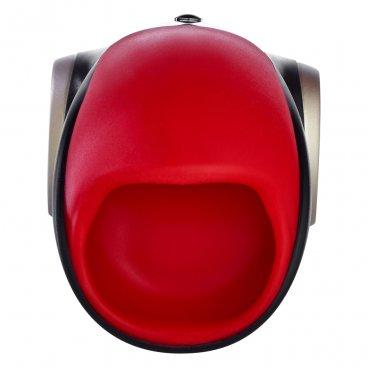 Cobra Libre II Gioco Per Lui Fun Factory Nero Su Rosso