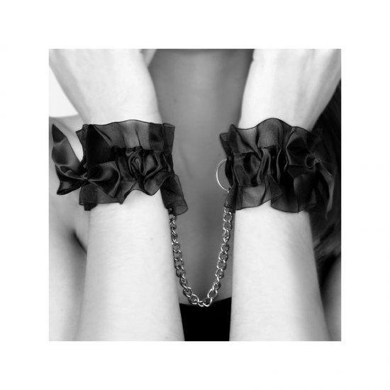 """Coffrets Et Petits Bijoux Bijoux Indiscrets Frou €"""" Frou Organza Handcuffs"""