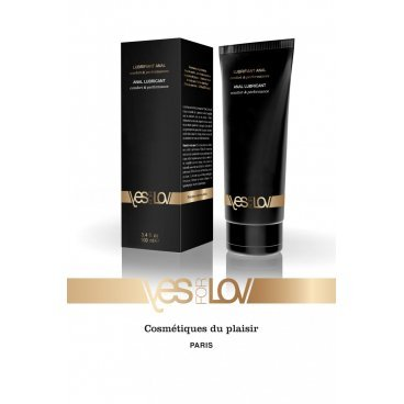 Yes For Lov  Lubrificante Intimo Anale 100 Ml.