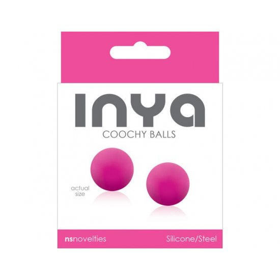 Ns Novelties  Inya Coochy Balls