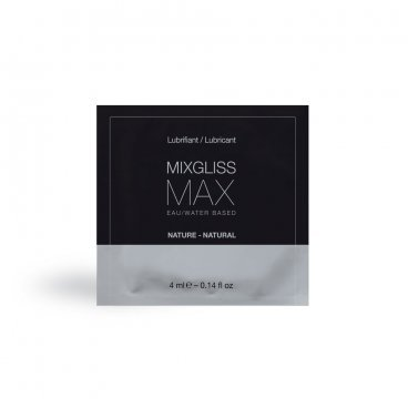 Max Nature - Acqua Bustina 4 Ml.