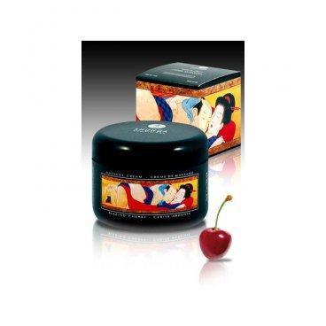 Crema Da Massaggio Ciliegia Ardente Teneri Movimenti Shunga