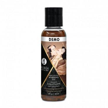 Olio afrodisiaco baci intimi cioccolato Shunga Erotic Art