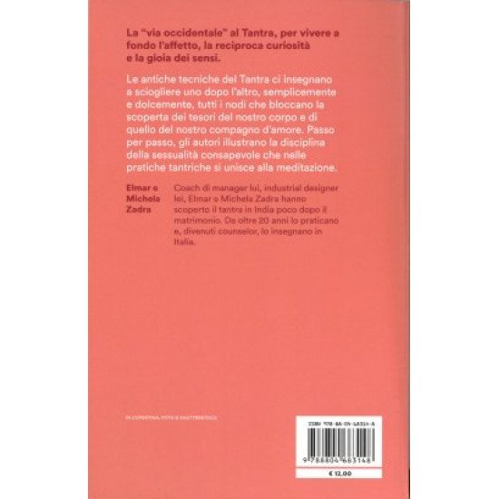 Libro - Tantra - Elmar E Michaela Zadra