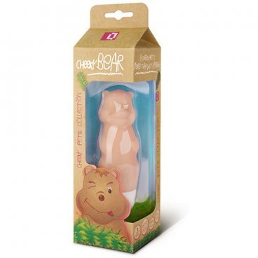 Vibratore Cheeky Pets Bear - Orsetto Natural