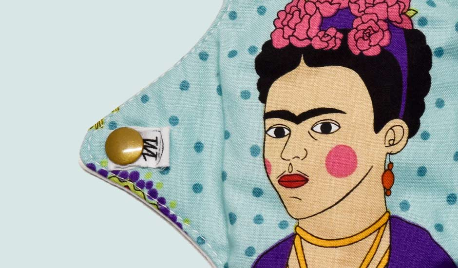 Assorbente Lavabile Frida Kahlo